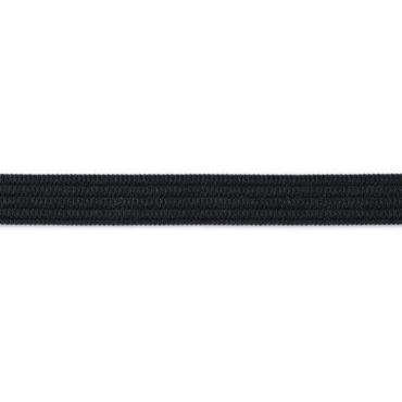 Meterware Gummi Gummiband Hosengummi 30 mm 40 mm weiß schwarz