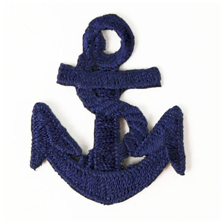 Applicatie Anchor dark blue