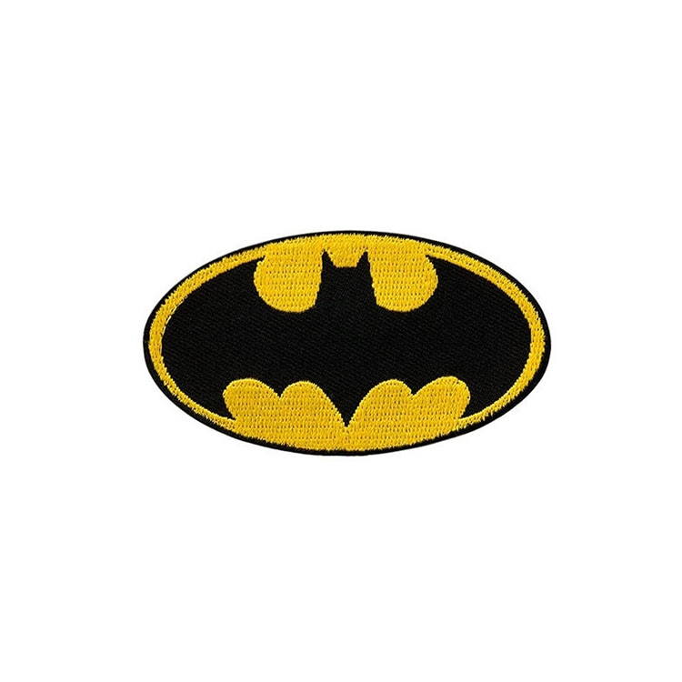 Applikation Batman Logo | stoffe-hemmers.de