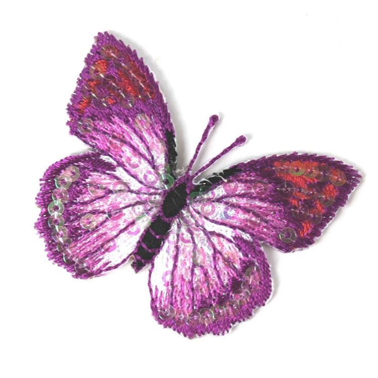 Applicatie Sequin butterfly 1