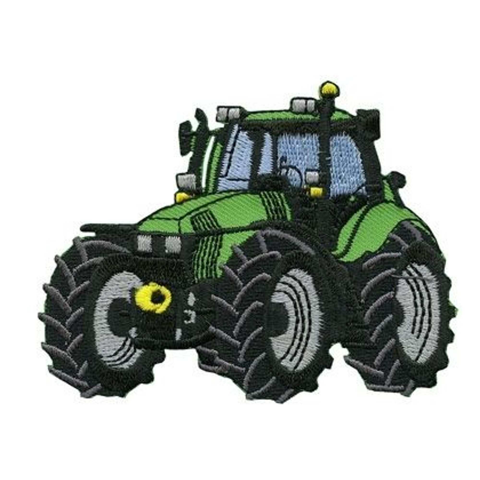 Applikation Traktor