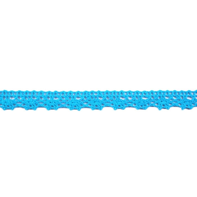 Cotton lace beater turquoise | 11754 | türkis
