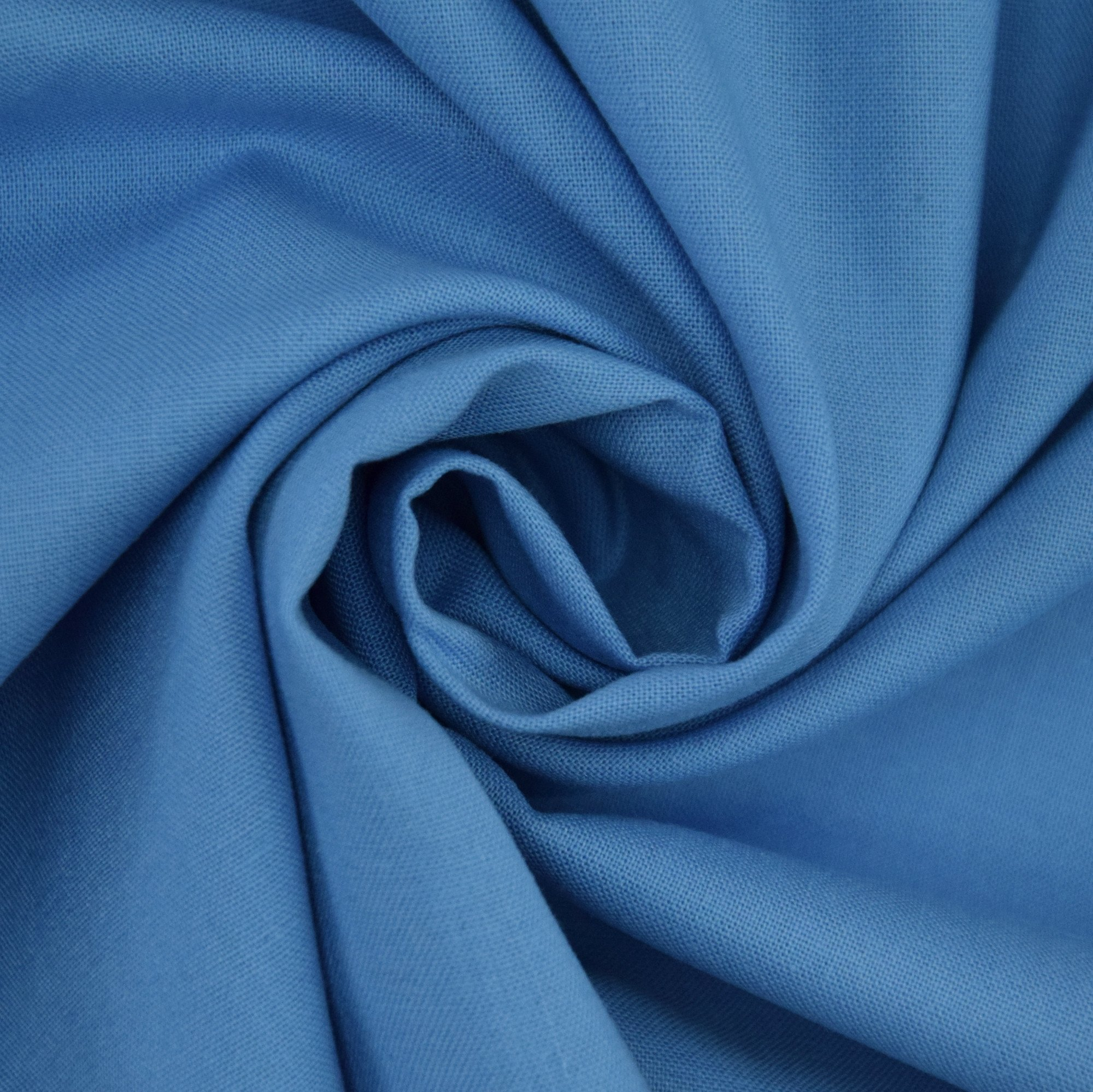 Cotton Cretonne skyblue