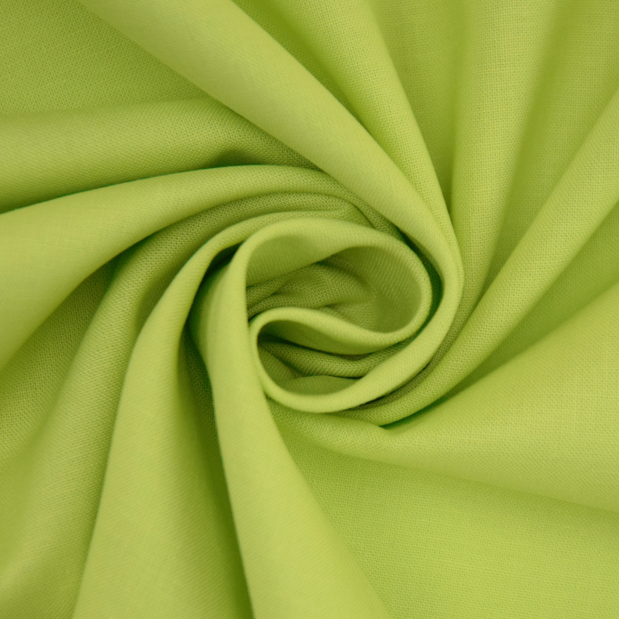 Cotton Cretonne green