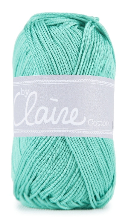 ByClaire Nr.1 Cotton 50g, pacific green
