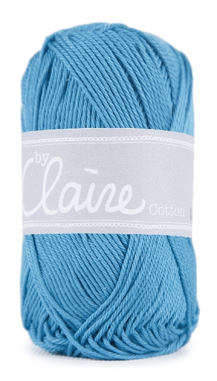 ByClaire Nr.1 Cotton 50g, turquoise