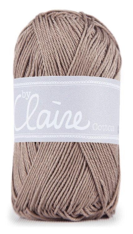 ByClaire Nr.1 Cotton 50g,liver | stoffe-hemmers.de