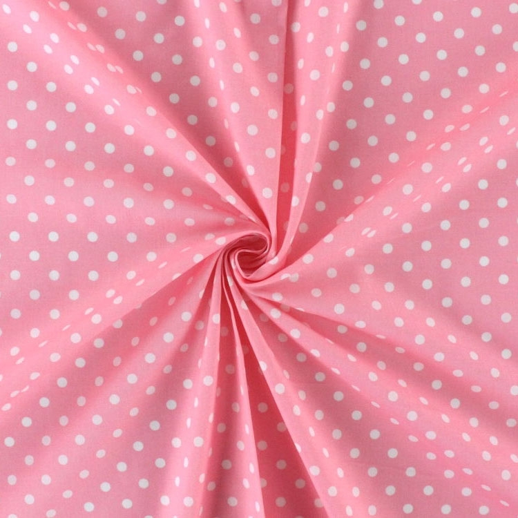 Cotton-Dots pink