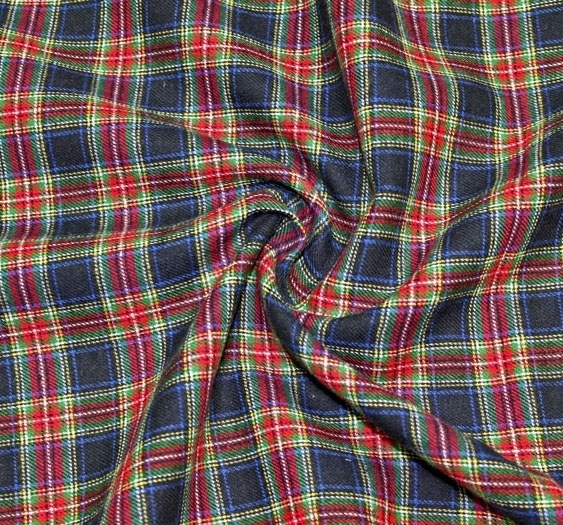 Flanel-Plaid 4 | 118.364-0803 | multicolor