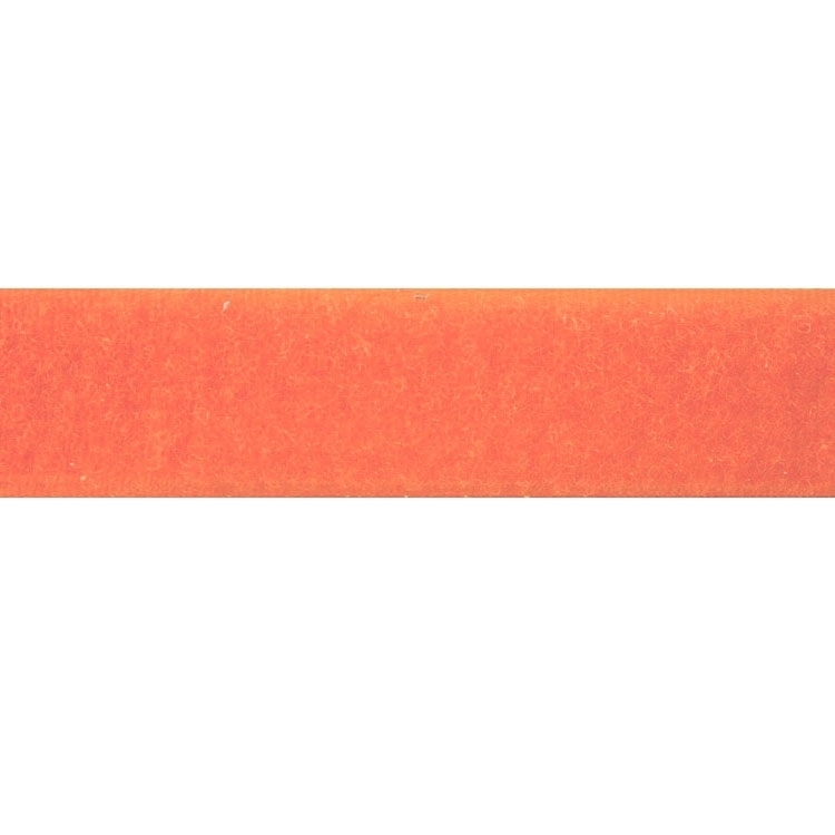 Flauschband, 25 mm, orange