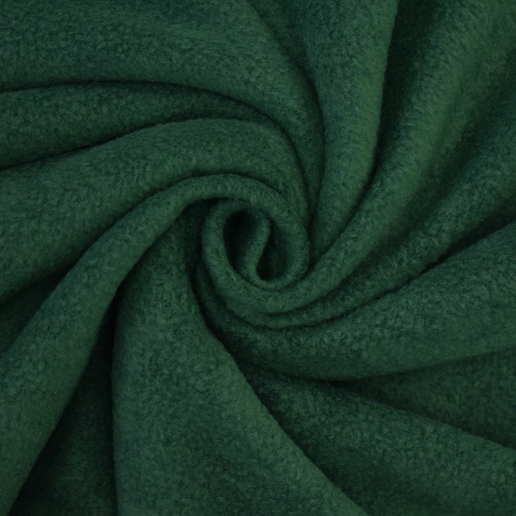 Fleece Antipilling dark green | 110.704-5031 | grün