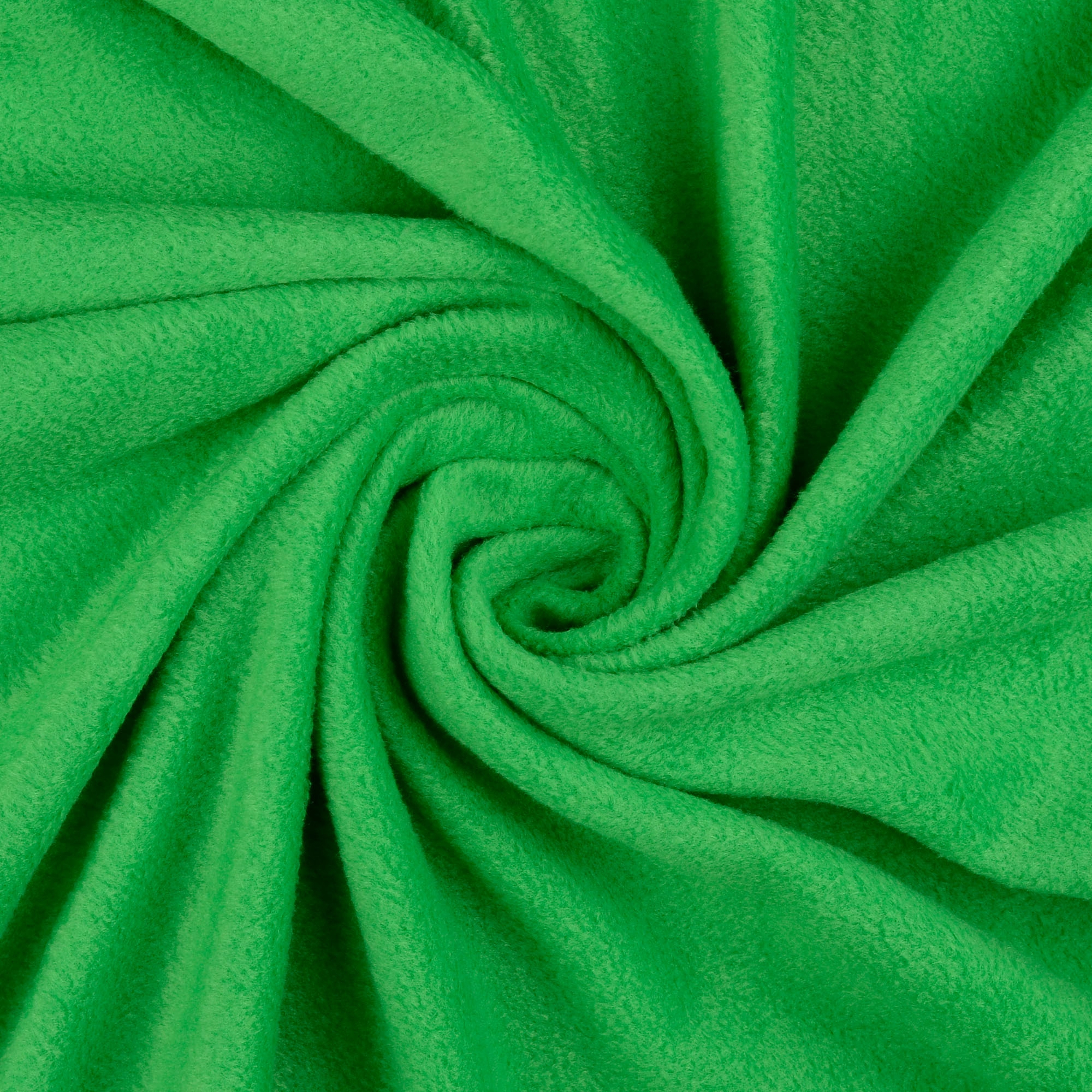 Fleece Antipilling grün | 110.704-5034 | grün