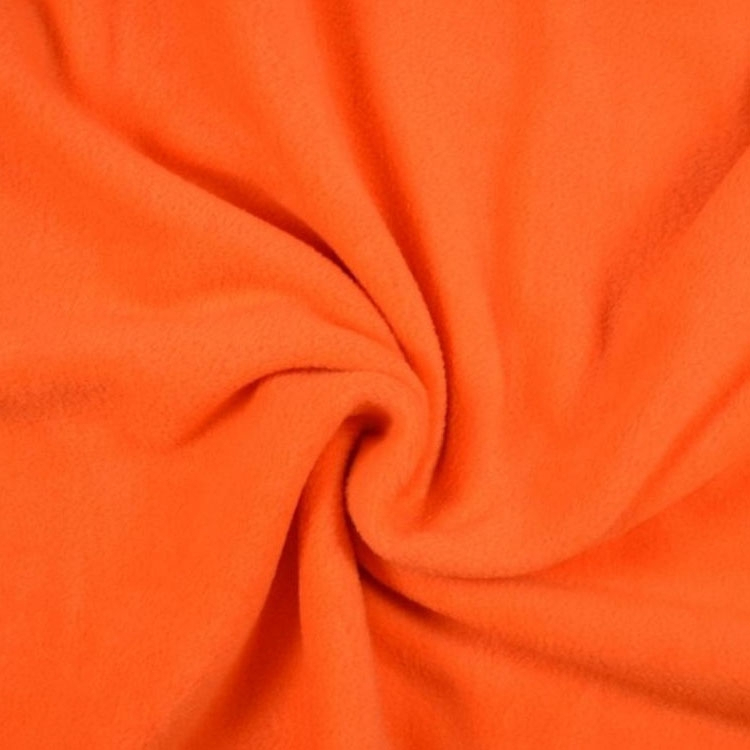 Fleece Antipilling hellorange