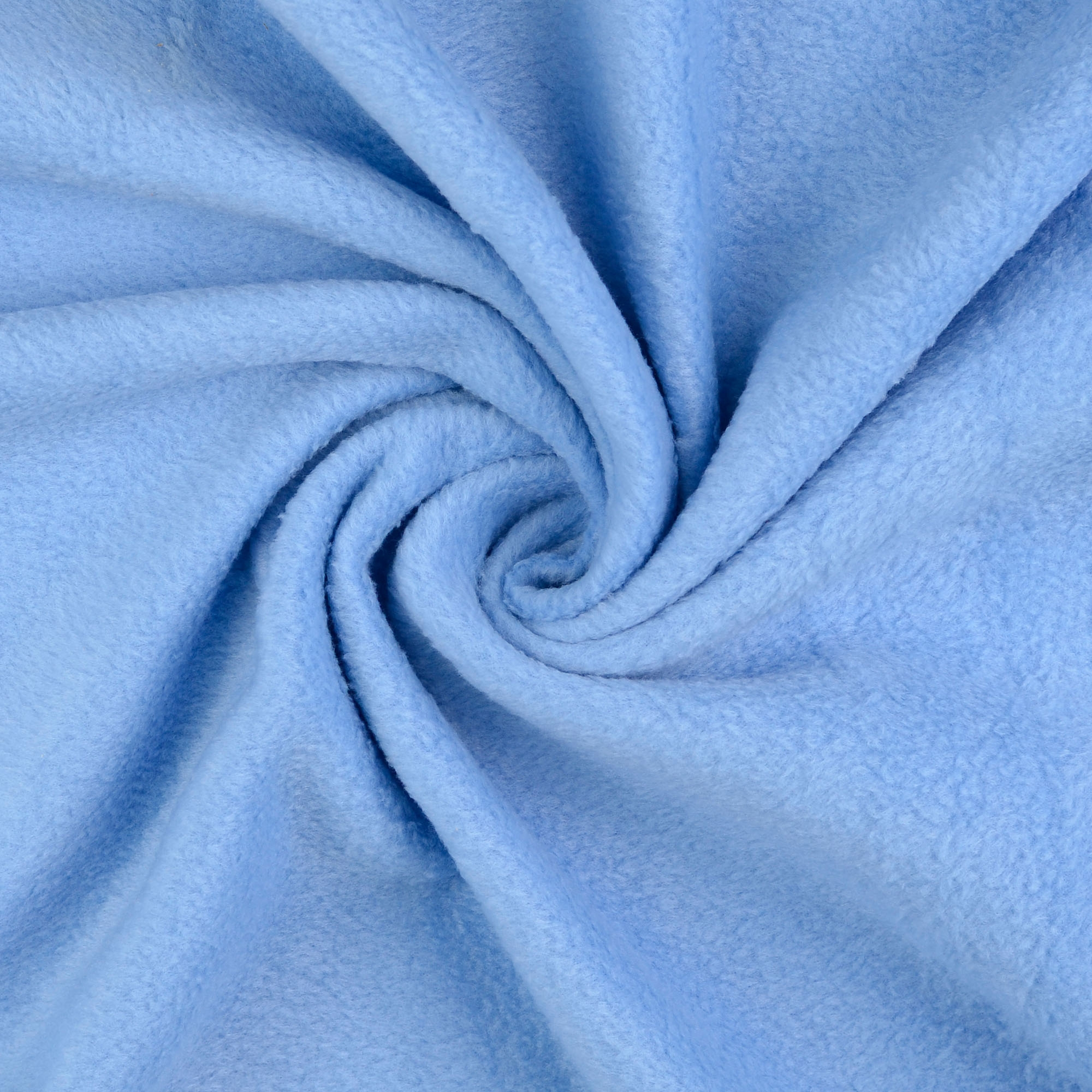 Fleece antipilling medium blauw | 110.704-5029 | blau
