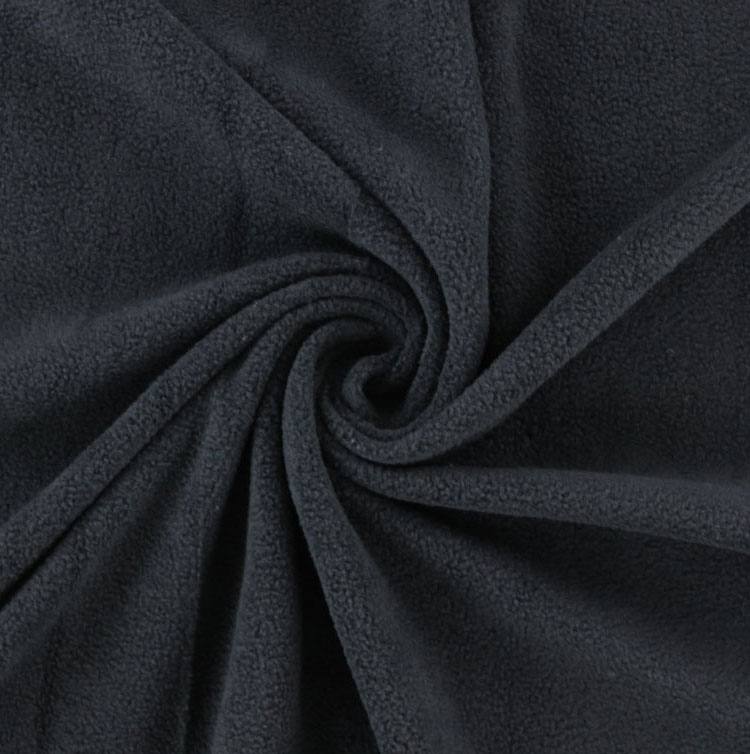 Fleece Antipilling black | 110.704-5001 | schwarz