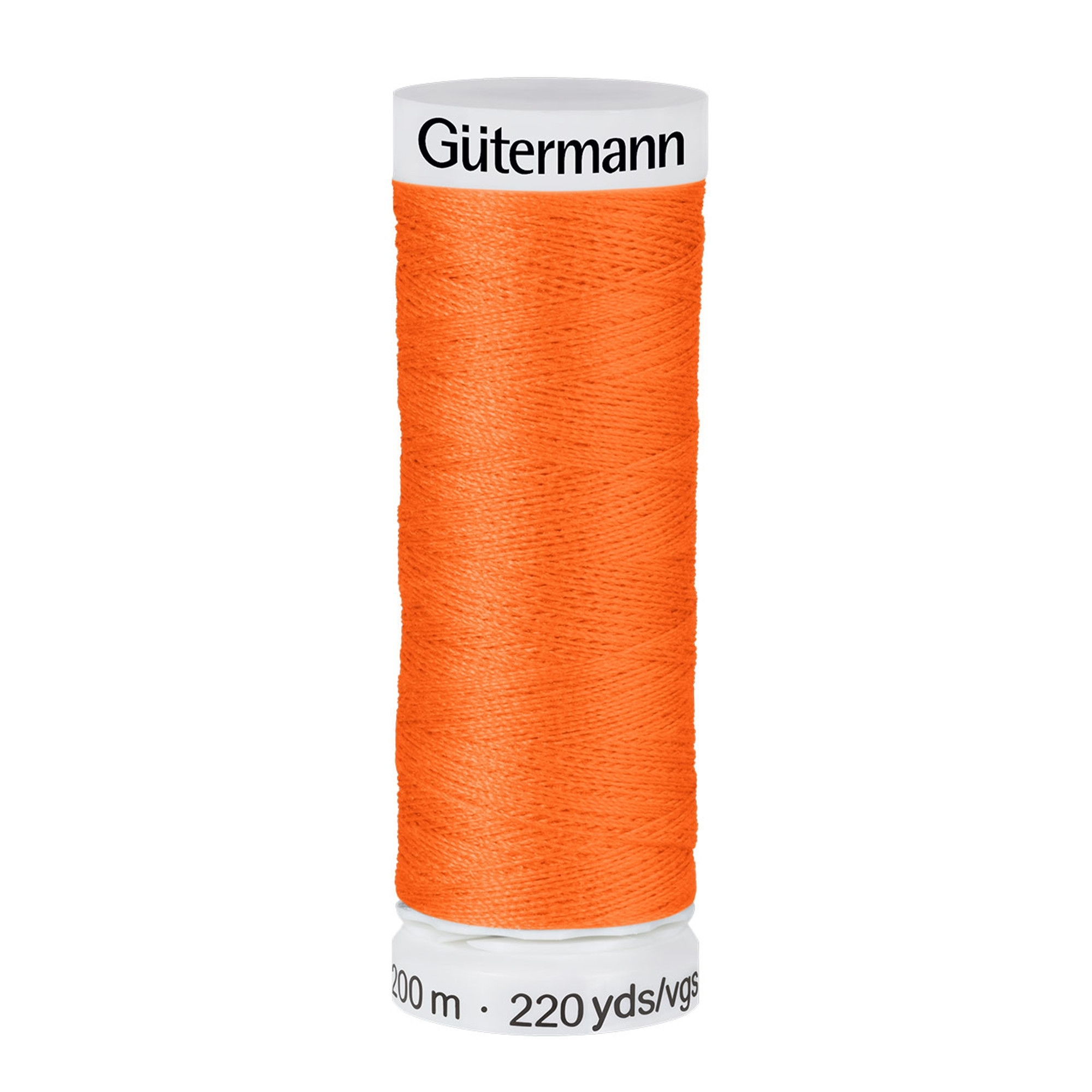 Gütermann Allesnäher (351) orange | 200M-351 | orange