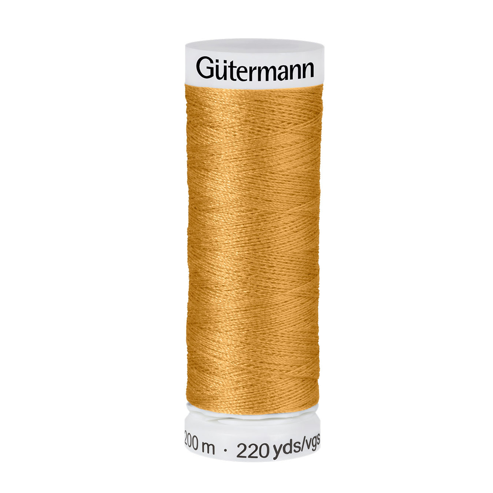 Gütermann garen (412) | 200M-412 | gold