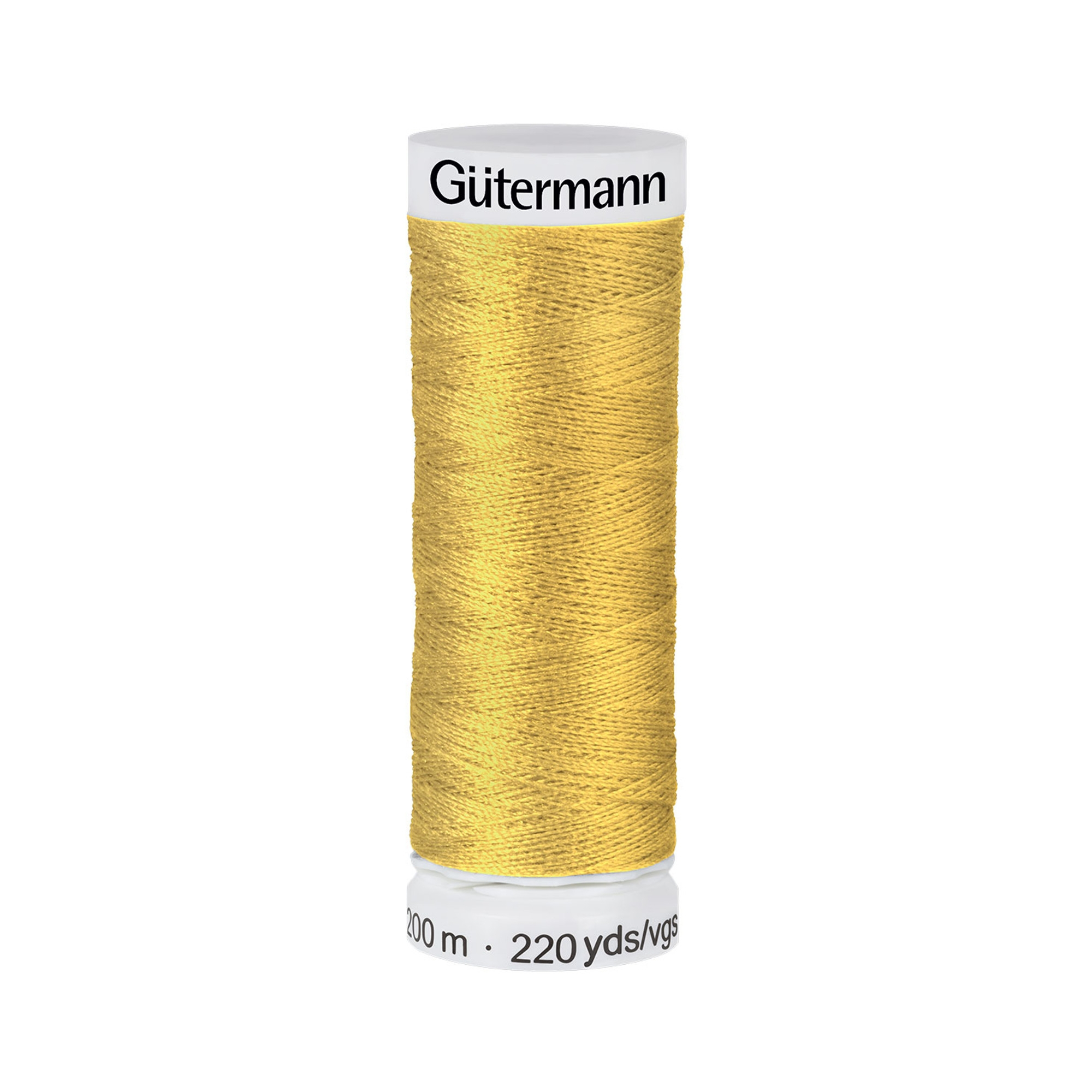 Gütermann garen (968) | 200M-968 | gold
