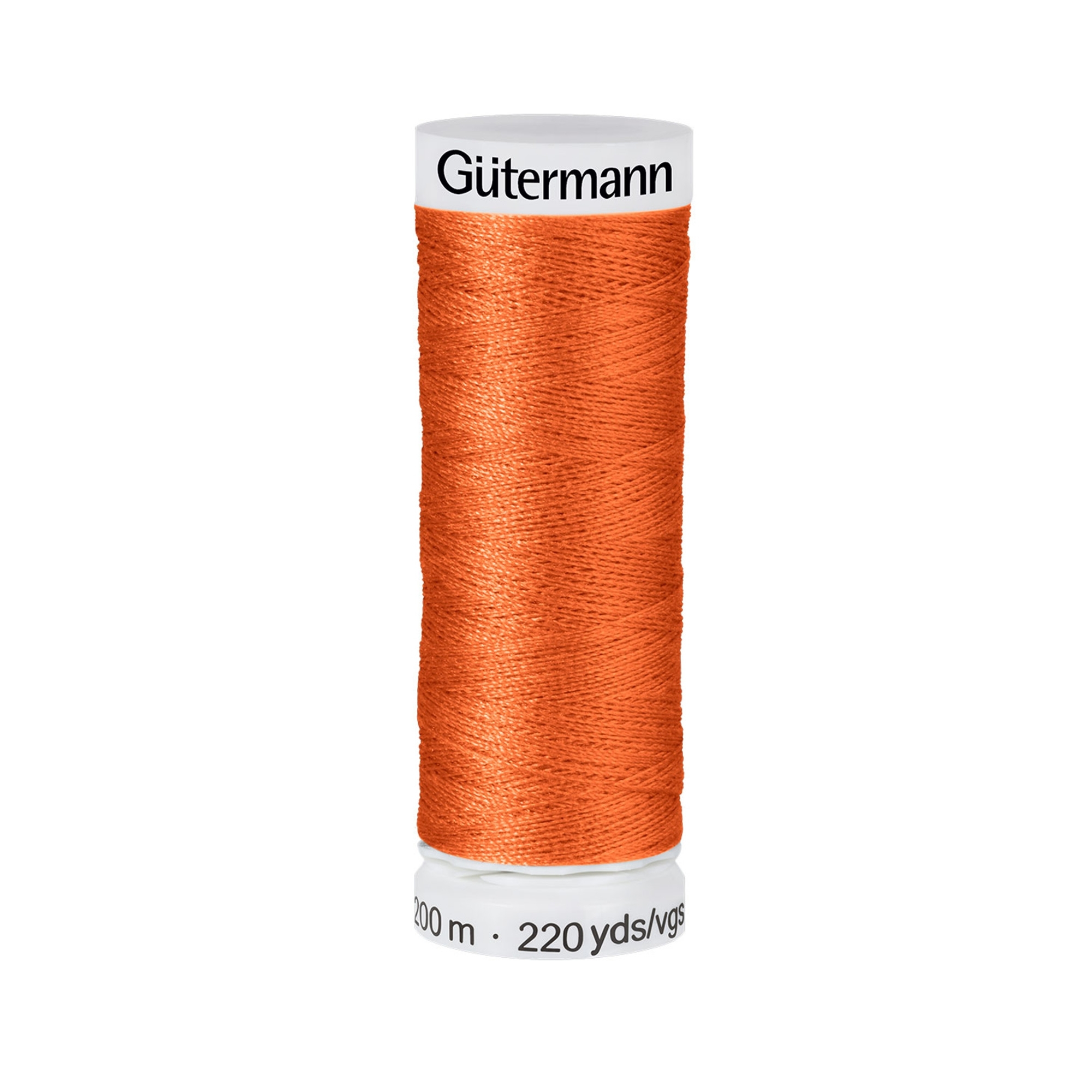 Gütermann Allesnäher (982) pastellorange | 200M-982 | orange