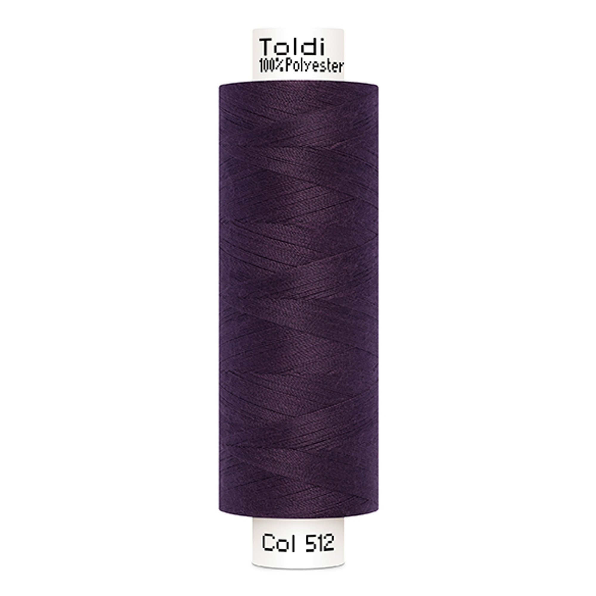 Gütermann Toldi Sewing Thread, 500 m aubergine | 707589-512 |