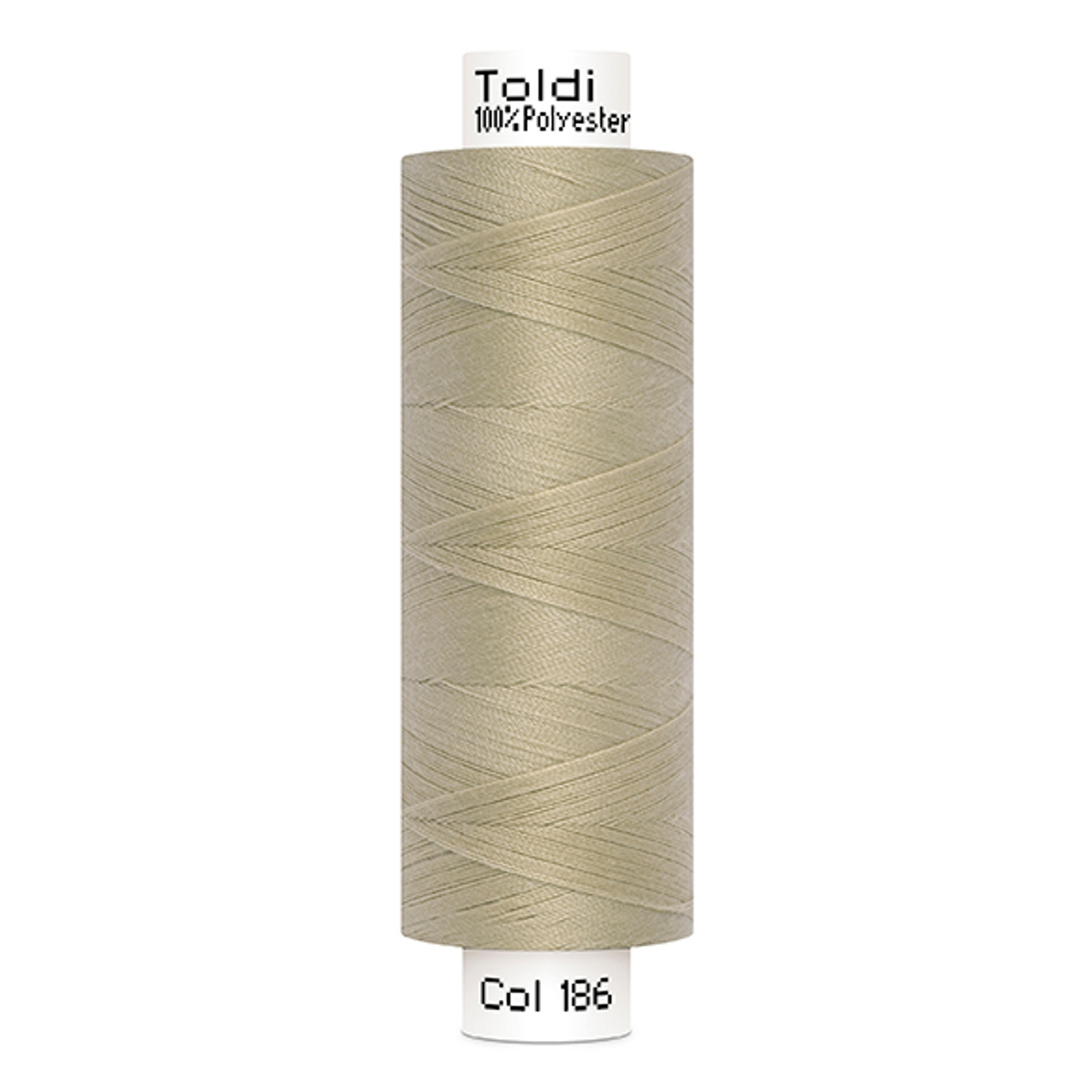 Gütermann Toldi Sewing Thread, 500 m beige | 707589-186 | beige