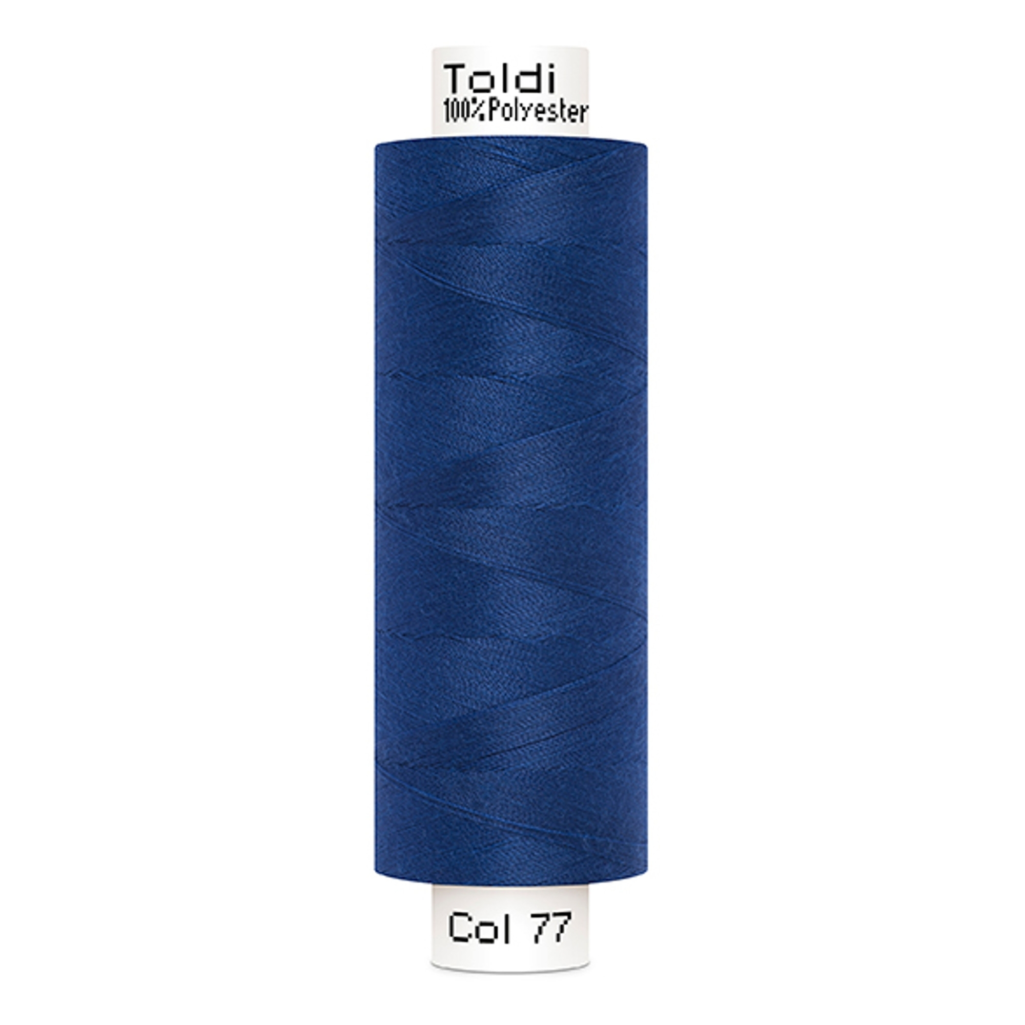 Gütermann Toldi Sewing Thread, 500 m, blue | 707589-77 | blau