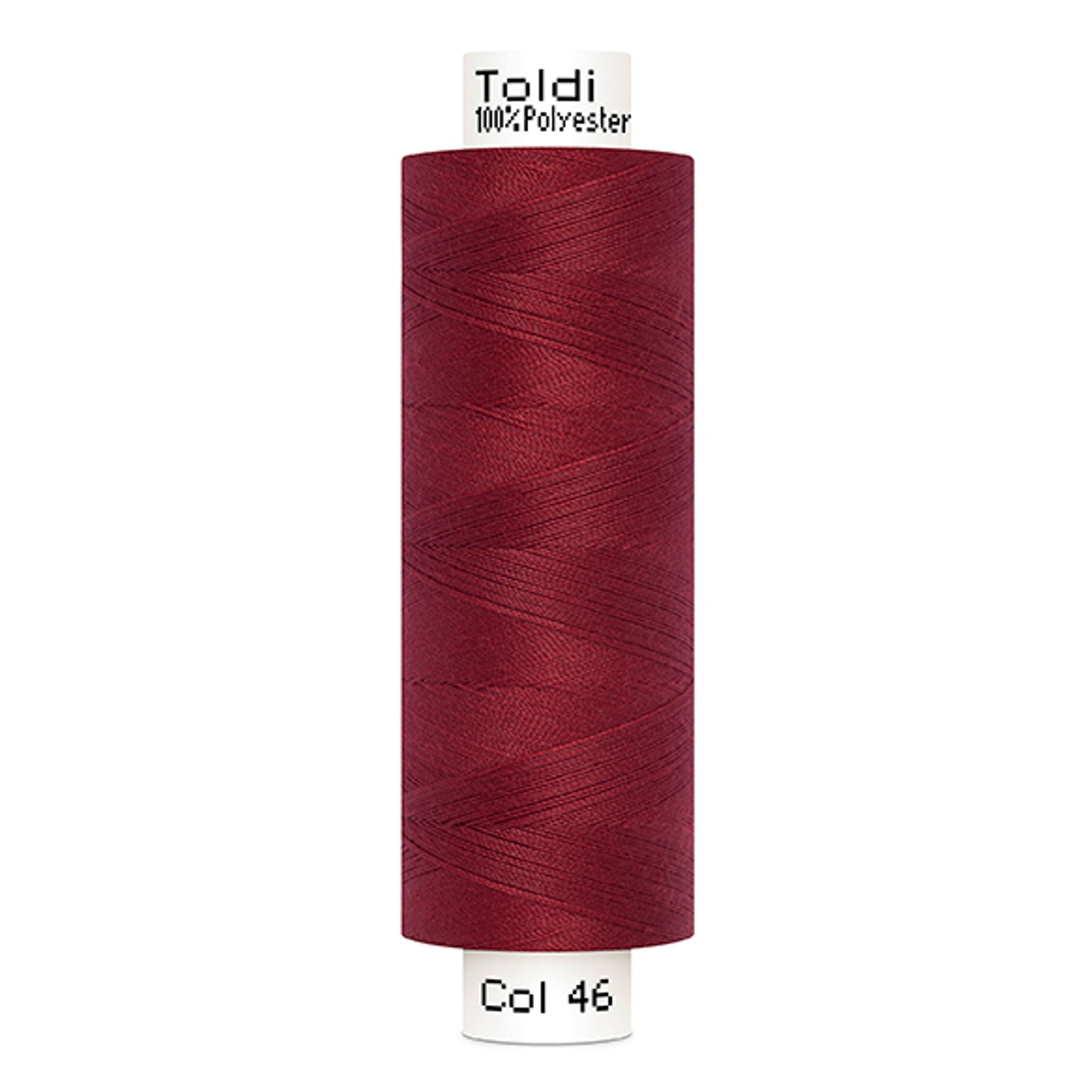 Gütermann Toldi Sewing Thread, 500 m, darkrood | 707589-46 |