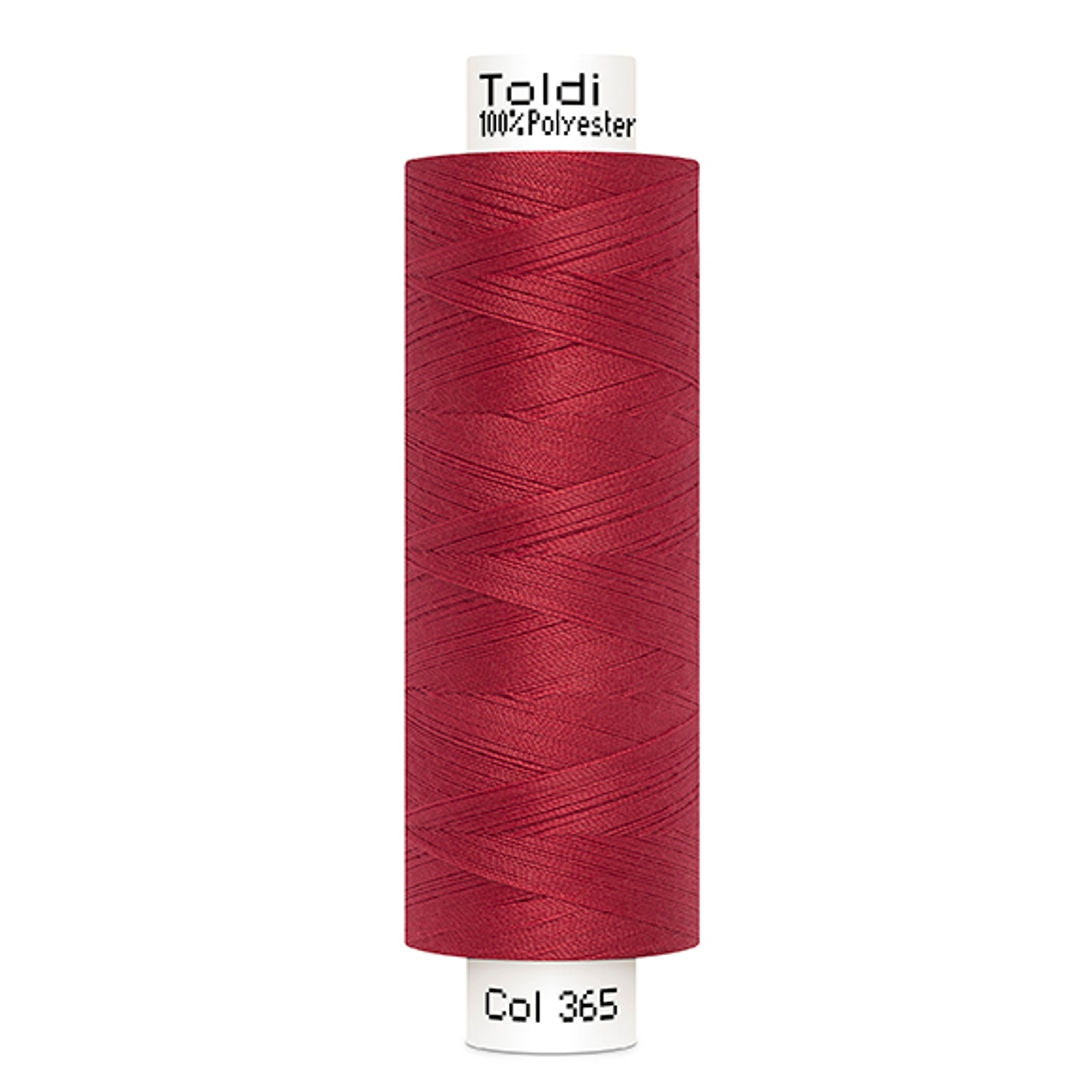 Gütermann Toldi Sewing Thread, 500 m red | 707589-365 |