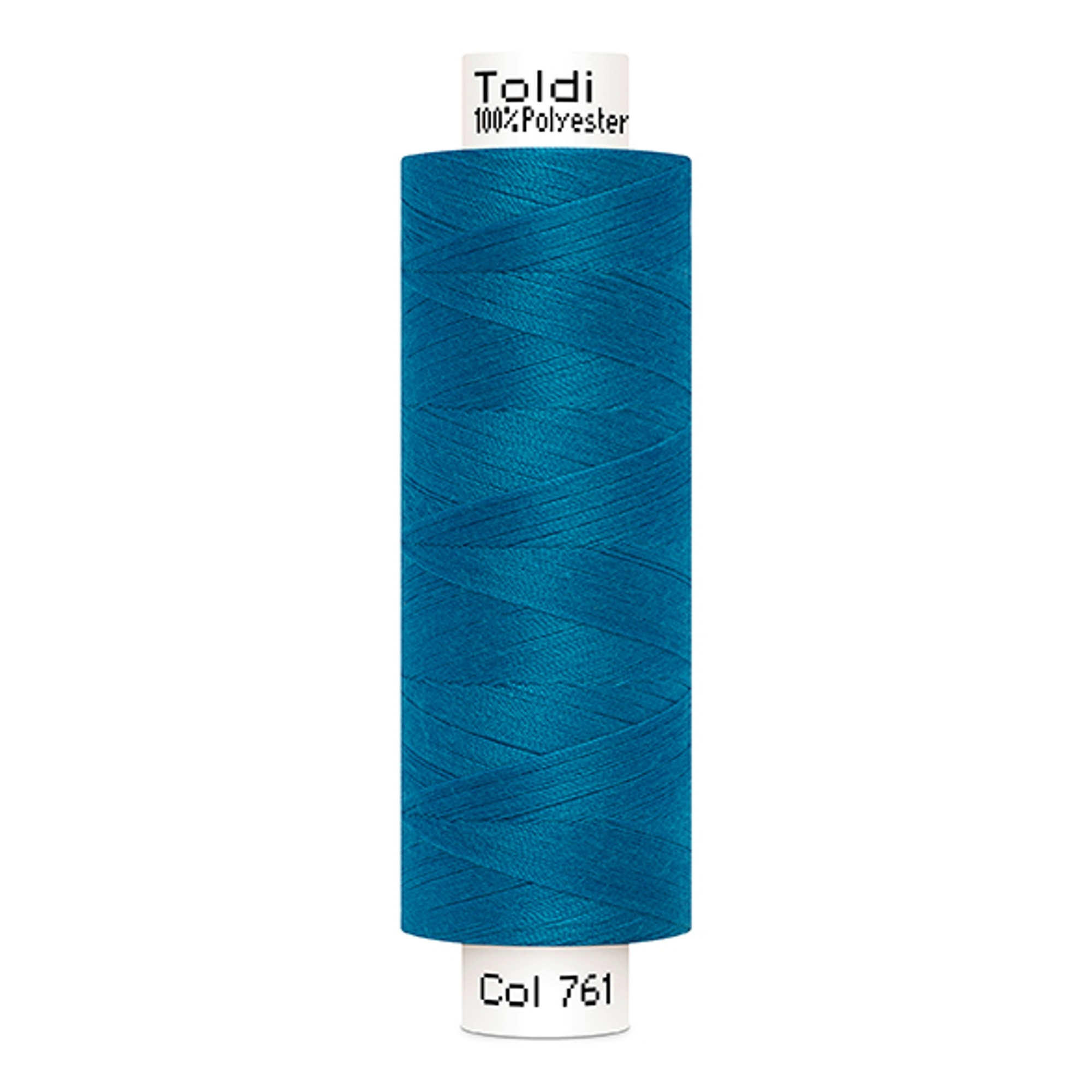 Gütermann Toldi Sewing Thread, 500 m turquoise | 707589-761 | türkis