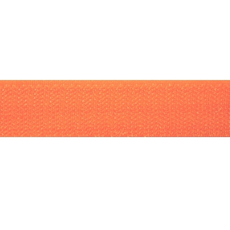 Klittenband haakjes, 25mm, oranje | 40432-HAKENBAND | orange