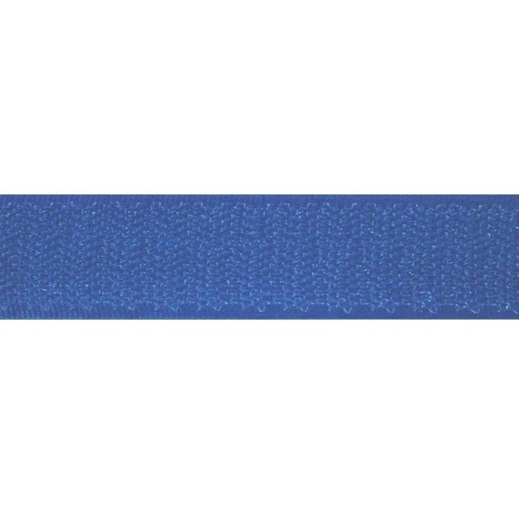 Hakenband 25 mm,royalblau