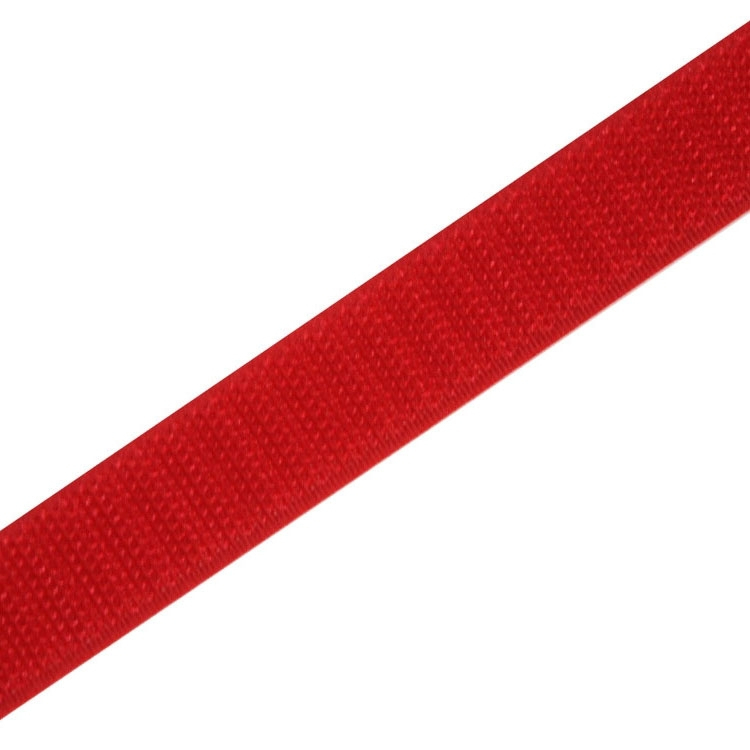 Hook-tape red