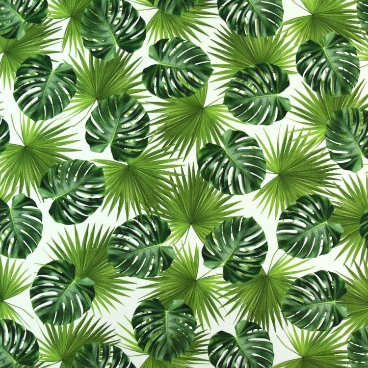 Add To Wish List Half Panama Botanic, Digital Print