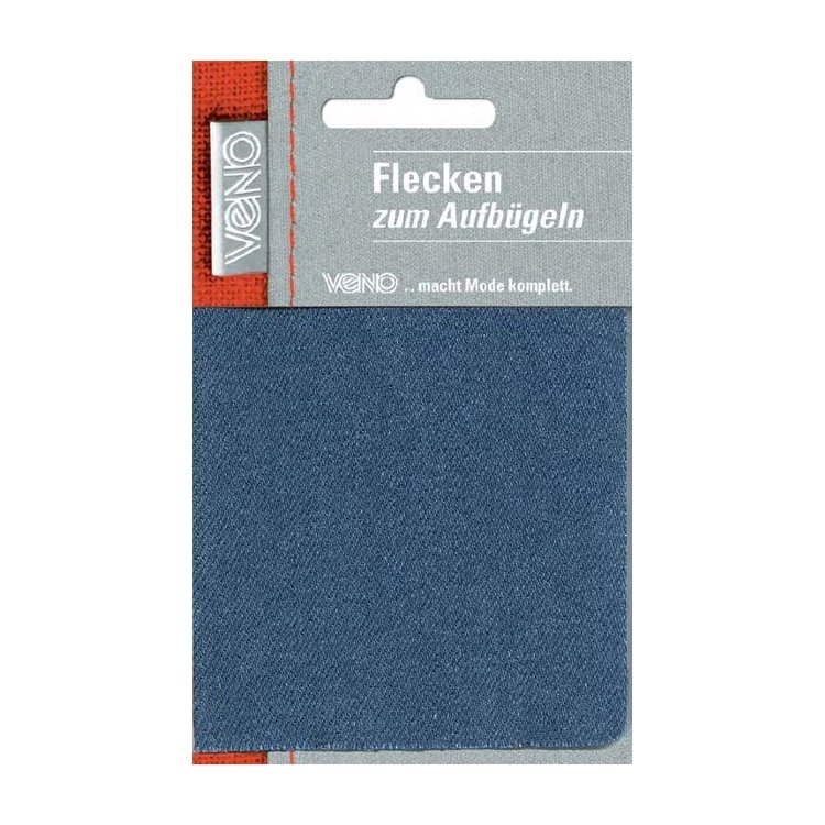 Denim fusible clout, 4 colours