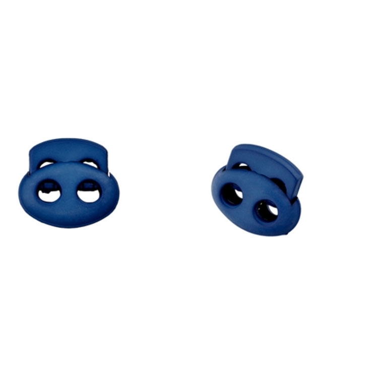 Cord-stopper, blauw 15 mm