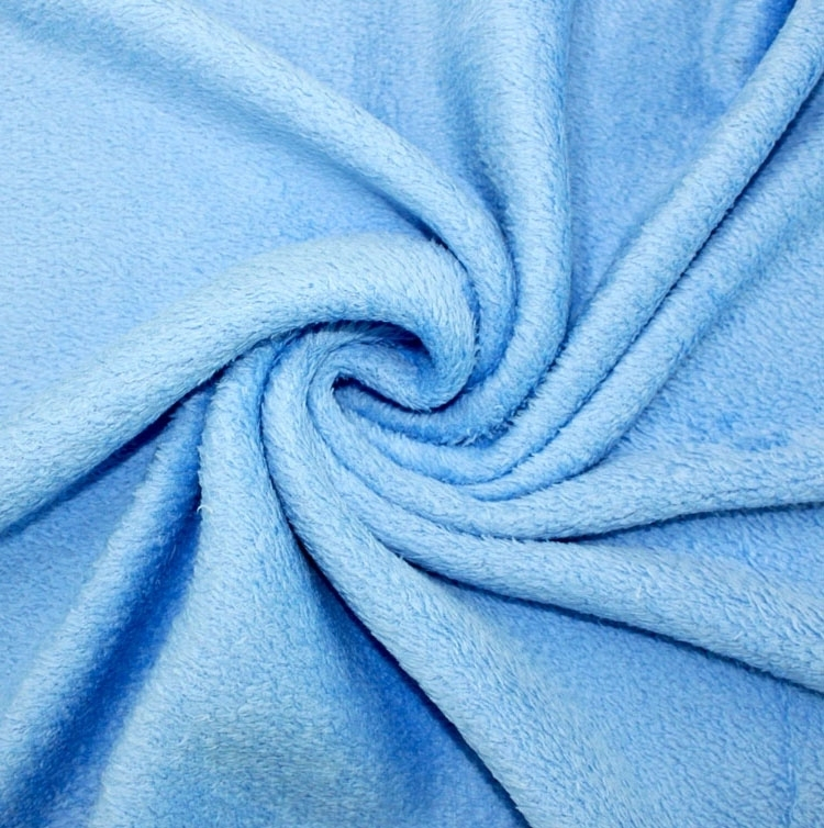 Micro Fleece light blauw | 110.506-9205 | blau