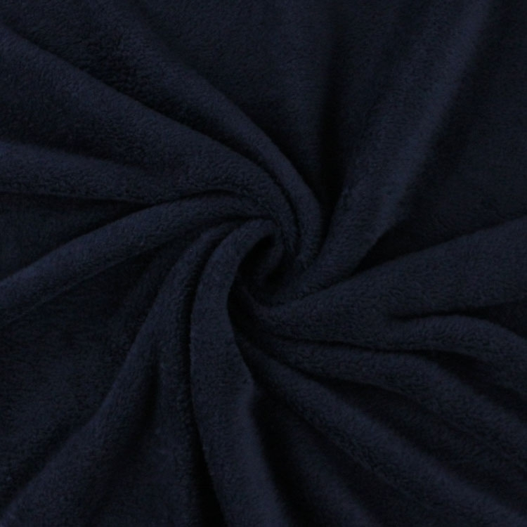 Micro Fleece marineblauw | 5358-08 | blau