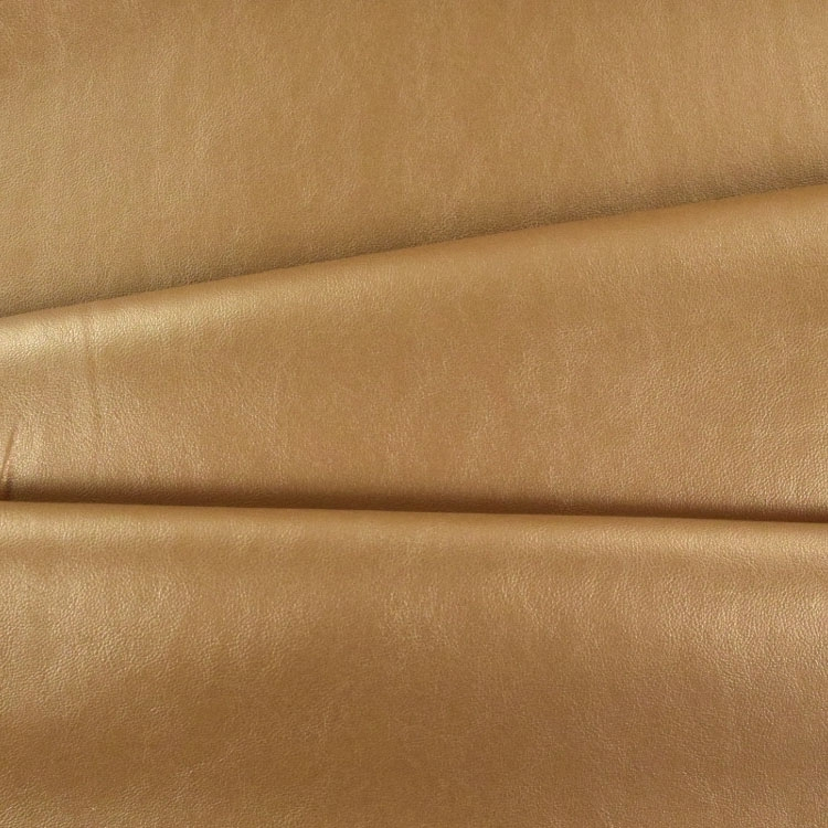 Nappa leatherette golden | 1268-080 | gold