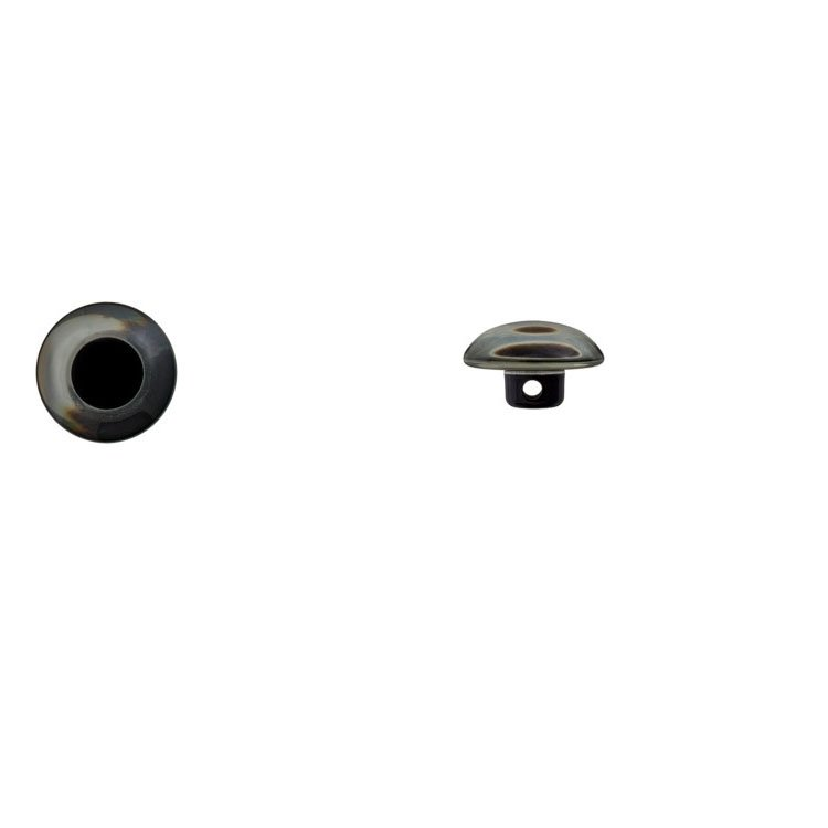 Shank Button Teddy-eye, 18 mm