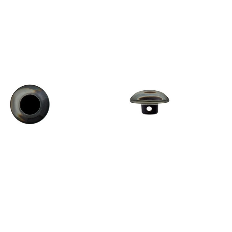 Shank Knop Teddy-eye, 18 mm