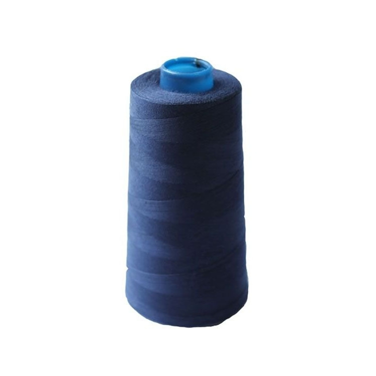 Overlock yarn dark blue | 102042-210 | blau