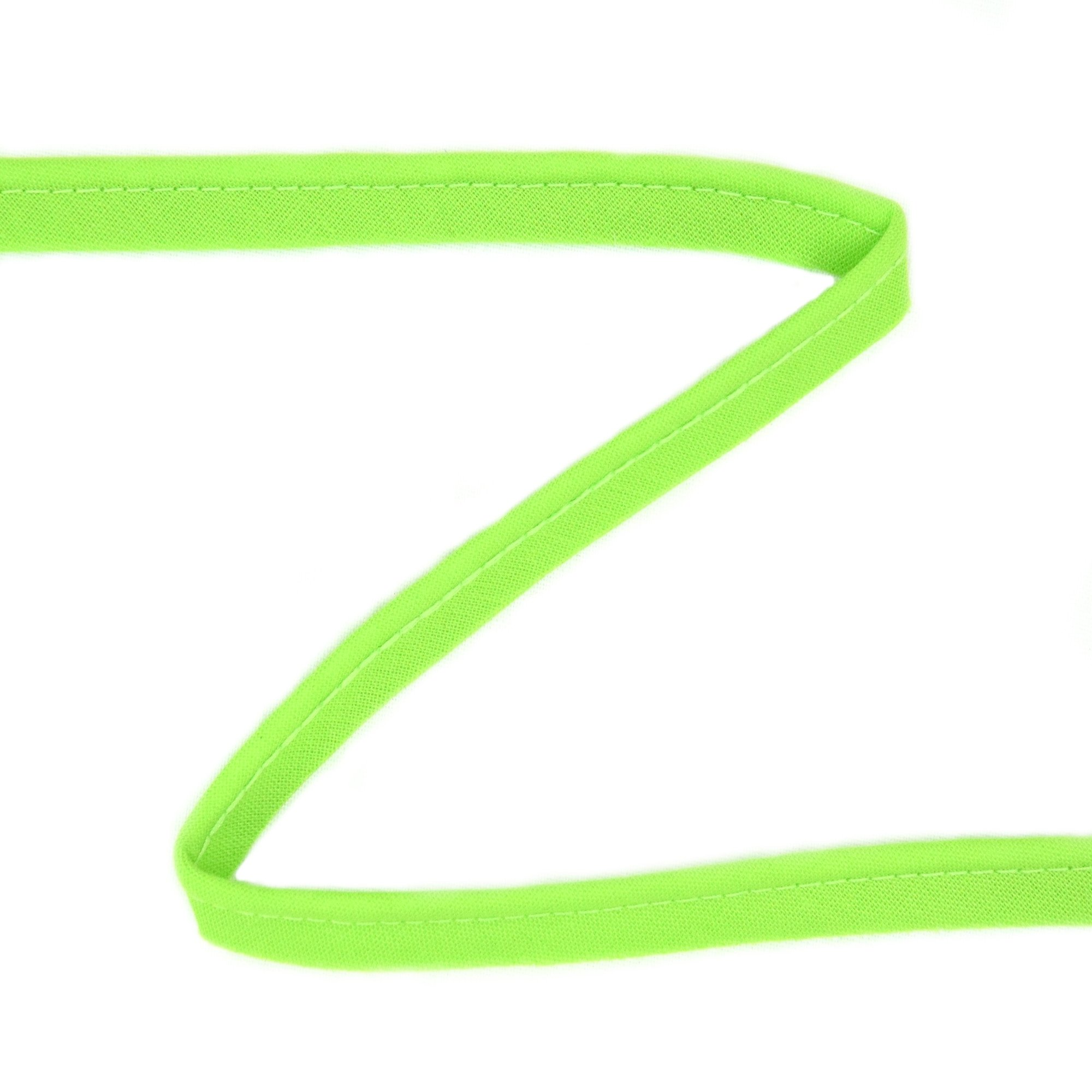 Piping ribbon, lime