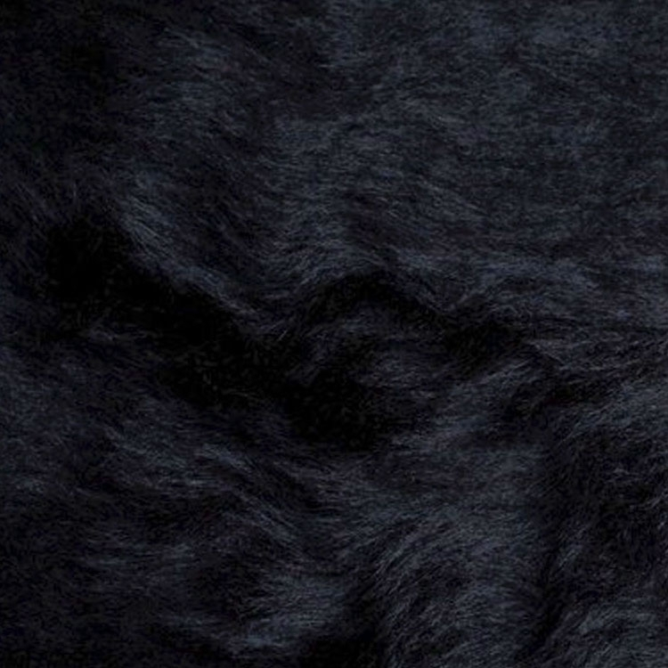 Plush black | 100.096-5001 | schwarz