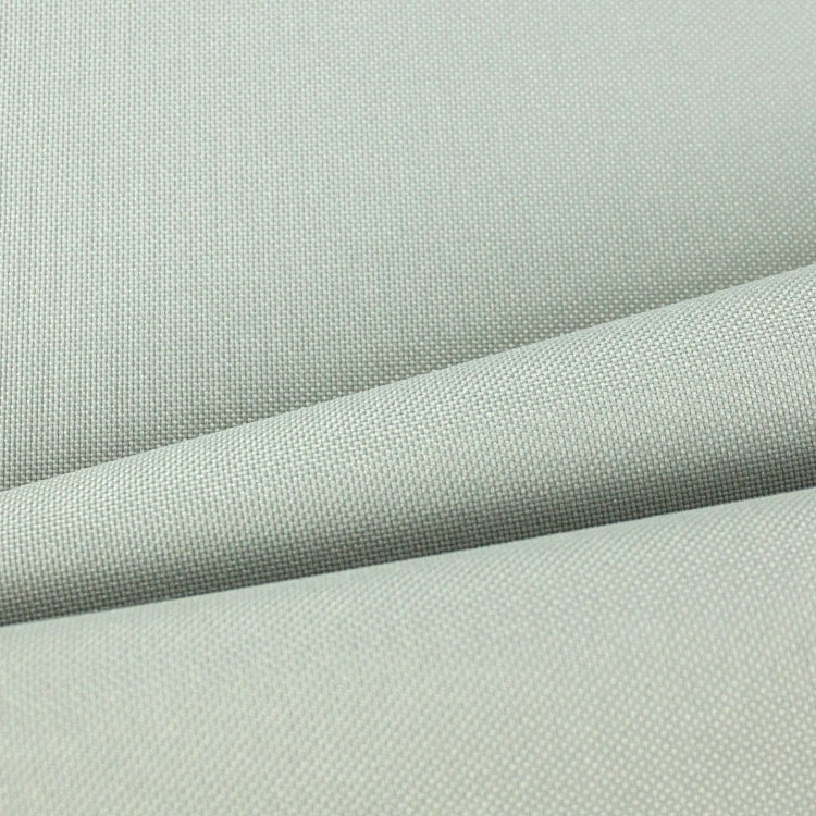 Polyester Outdoor fabric uni gris clair | 121.377-3002 | grau