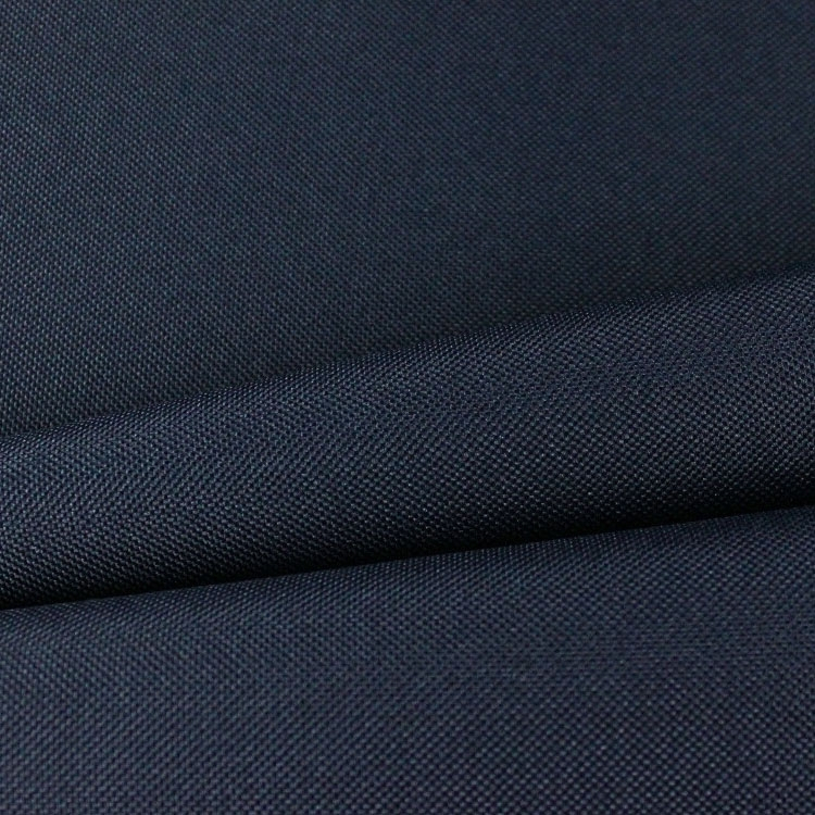 Polyester Outdoor fabric uni navy blue | 121.377-5026 | blau