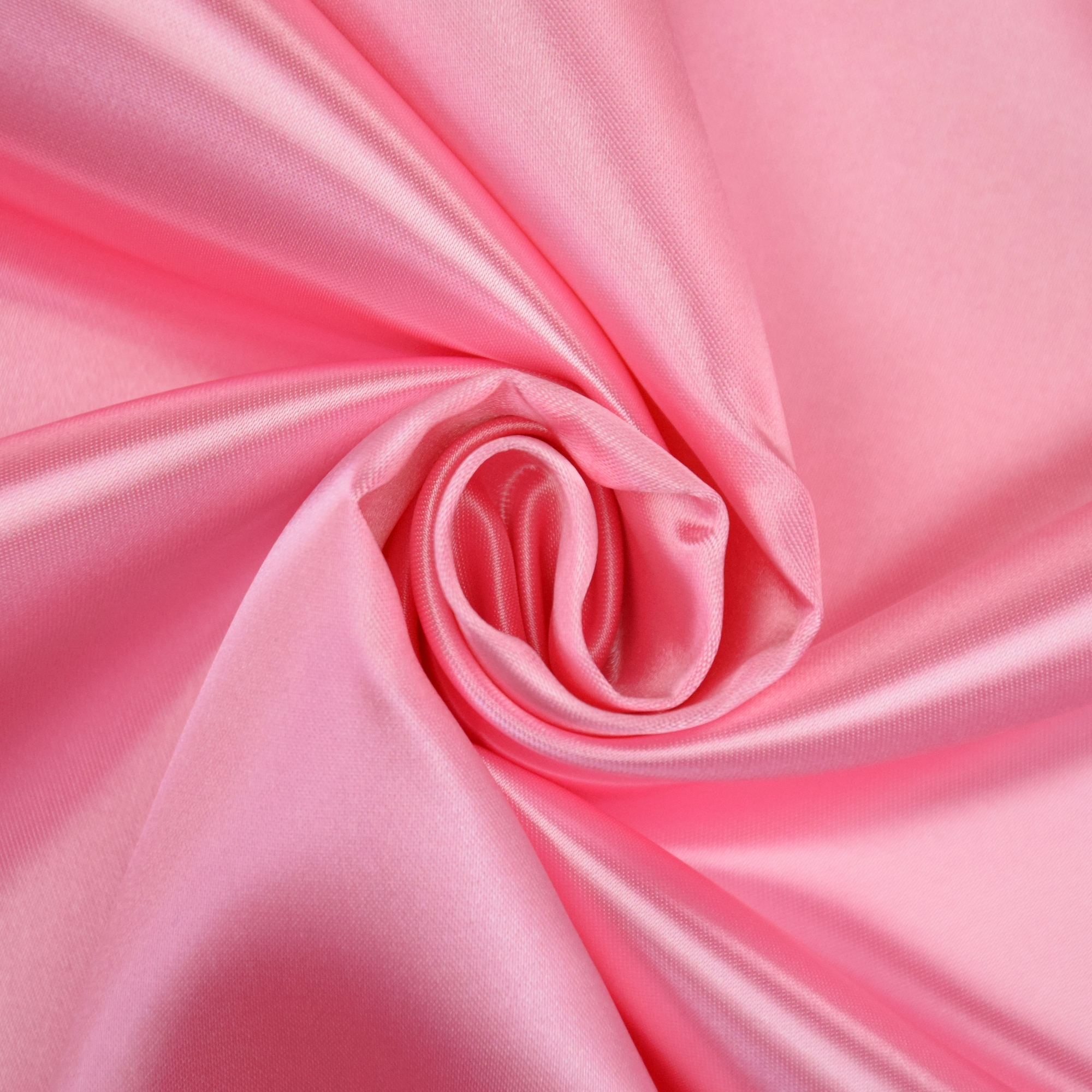 Polyester-Satijn rose | 100.075-5017 | rosa