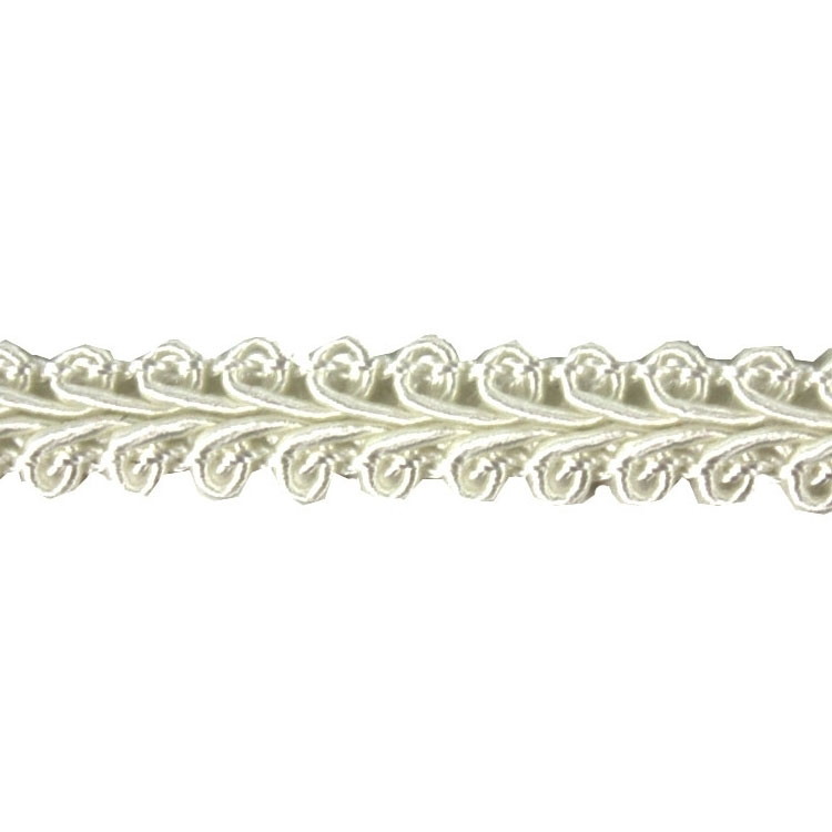 braid trimmings nature | 7092-51 | wollweiss / natur