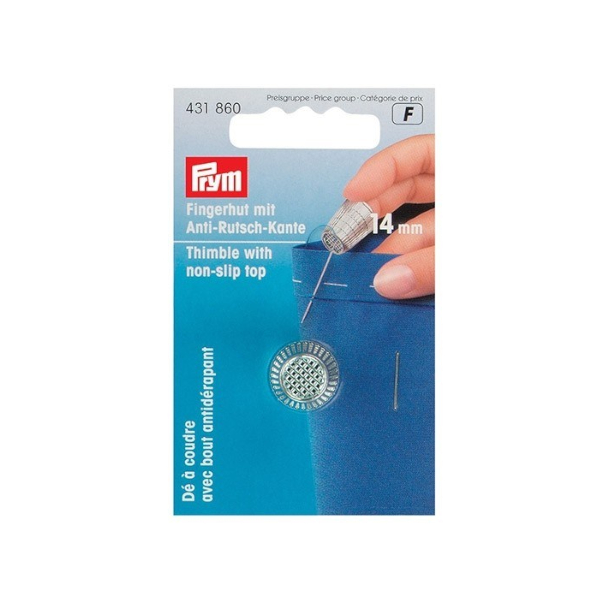 Prym Fingerhut, 14 mm