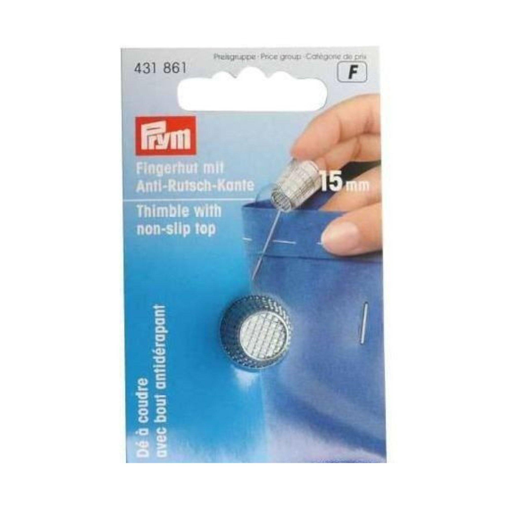 Prym Fingerhut, 15 mm