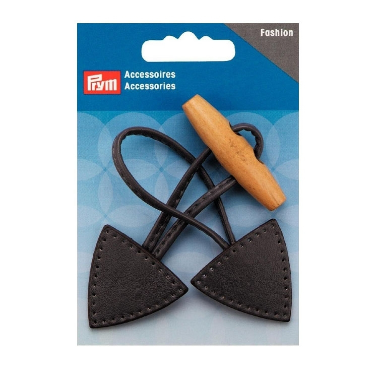 Prym  Toggle Closure 15 x 5 cm anthracite
